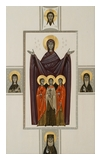 The Holy Martyrs Saint Sophia and her Daughters Faith, Hope and Love, 2017