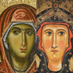 Icon painting workshop: How to work from Models: Byzantine and Romanesque