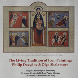 EXHIBITION THE LIVING TRADITION OF ICON PAINTING